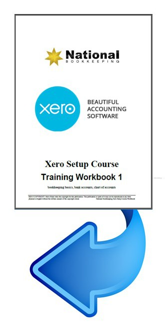 Get Bookkeeping help with Basics and Free Xero Setup Training Course