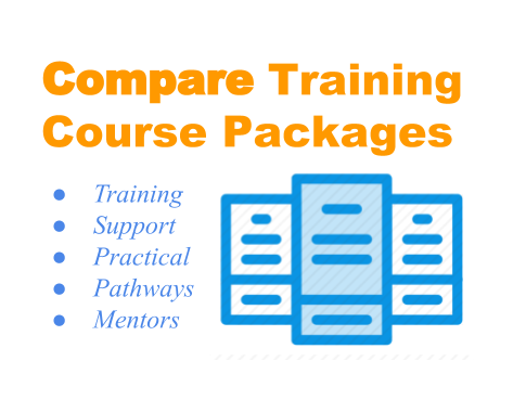 Compare Bookkeeping & Digital Marketing Training Course, jobs & Career Packages - 123 Group