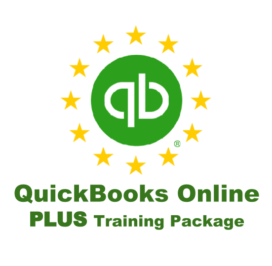 Intuit QuickBooks Online PLUS Training Course Package with Advanced QuickBook Certificate - Includes Applied Education Industry Connect Payroll Training Course