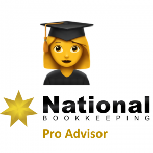 National Bookkeeping Xero Accounting, QuickBooks, MYOB & Payroll Training Course Pro Advisor - square